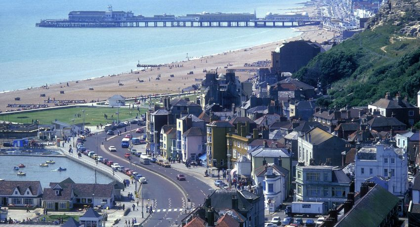 "HASTINGS ""Im Land von William The Conqueror"""